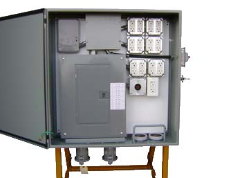 temporary electrical panel  | inetparts.com