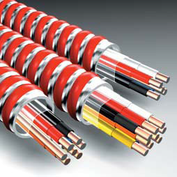 inetparts.com, Armored MC Fire Alarm Wire Cable