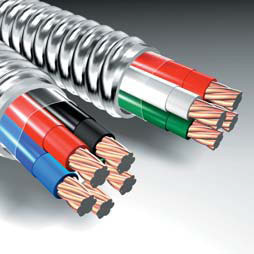 Inetparts Com Mc Steel Metal Clad Cable Wire Interlocking
