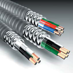 Inetparts Com Pvc Jacketed Jacket Mc Wire Cable Parking