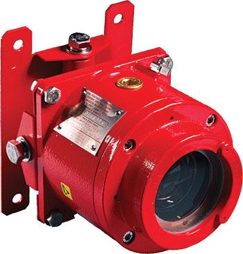 Inetparts Com Explosion Proof Heat Smoke Detector Strobe